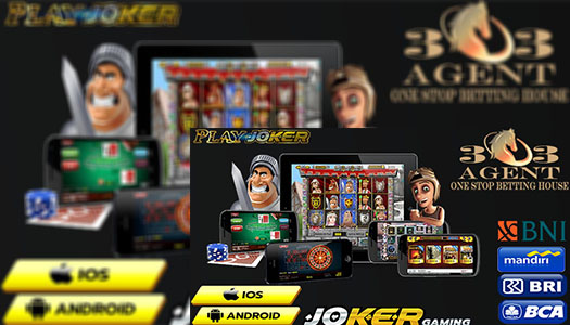 Joker Gaming • Deposit Slot Online 25rb