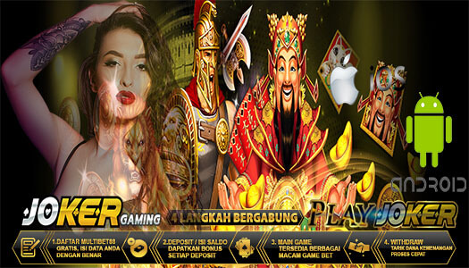 Slot Joker Gaming Game Online Paling Di Cari